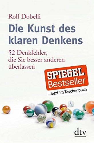 Cover Die Kunst des klaren Denkens