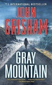 Cover Gray Mountain