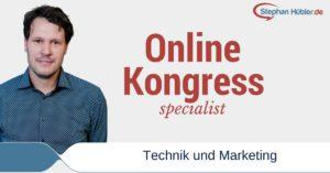 Extpert für Online-Kongresse