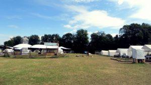 Sommerlager 2016 Camp in Grillenburg bei Dresden