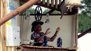 Sommerlager 2016 - Story: Saloonbesitzer Frankie