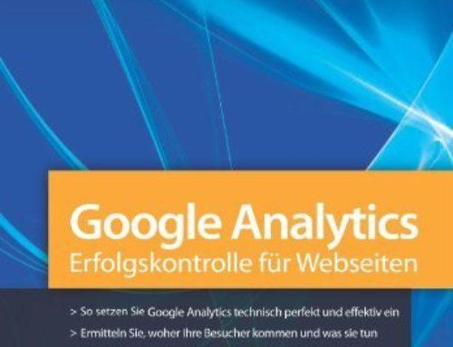 Google Analytics – Erfolgskontrollen für Webseiten