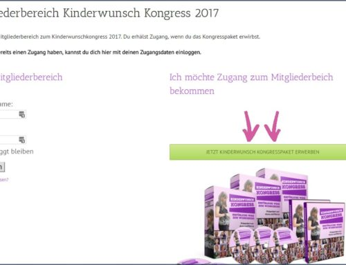 Kinderwunsch-Kongress – Februar 2017