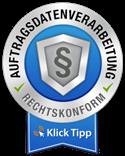 Klick Tipp Auftragsdatenverarbeitung